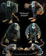 'Ratman' Puppet