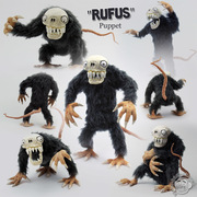 Fully Rigged Puppets