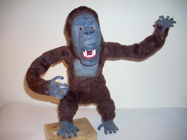 Kong Build Up