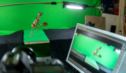 Greenscreen animation...