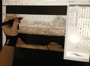 Adding Grime to my CG Wall