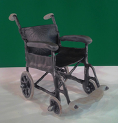 Props - Wheelchair
