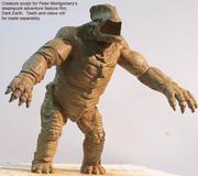 Creature Sculpt for Dark Earth