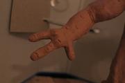 Harryhausen Cyclops sculpt hand