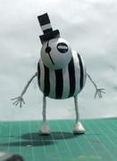 Cartoon Puppet