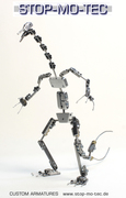 Stop-Mo-Tec Custom Armature Work