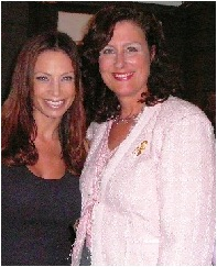 With News personality from Fox News, Jill Nicolini