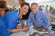With Dick Cavett