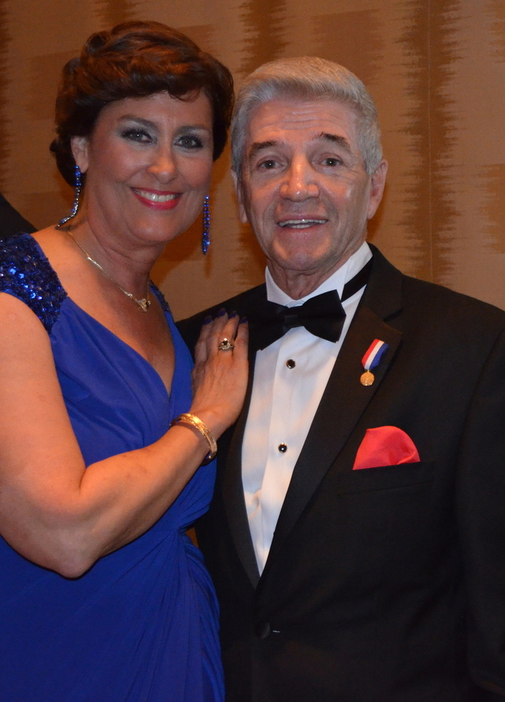 Medal of Honor Awards at Ellis Island