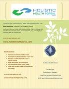 Holistic Health Portal - flyer02 -b