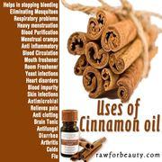 Cinnanmon Oil