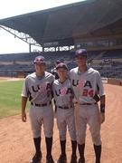 Nick Allen, Blake Sabol, Isaak Gutierrez