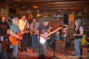 Jammin' at Smokey Joe's in Charlotte, NC for Jim Brock's birthday
