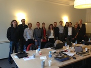 JUNIPER Meeting in Softeam Cadextan in Paris 5th November 2015