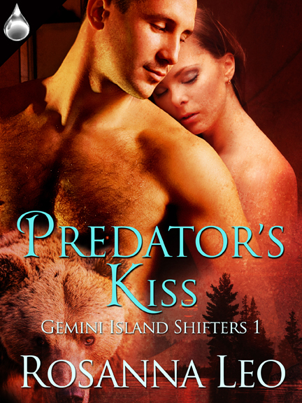 Predator's Kiss, Gemini Island Shifters 1
