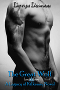 Win a Signed copy of The Great Wolf
