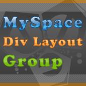 MySpace Div Layout