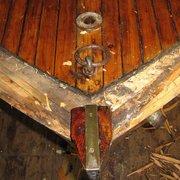 Renovering av träbåt