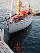 Segelbåtar byggda av Plym