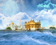 "Darbar Sahib ""Heaven on …"