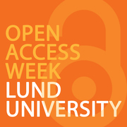 Open Access at Lund University