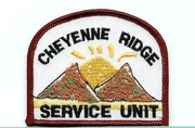 Cheyenne Ridge Service Unit