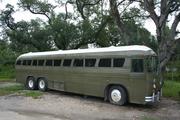 Veterans Green Bus