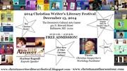 2014 Christian Writer's Literary Festival  - Baltimore, MD