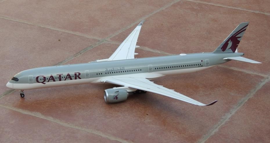 Herpa 1:200 Qatar A350-1000