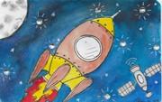 Cherub Ayers_SpaceShip 2/18