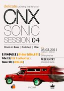 CNX Sonic Session 04 with Dj Swindle !!