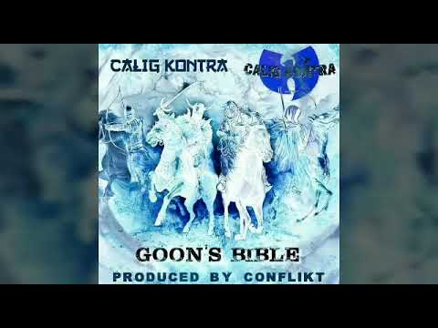 Calig Kontra (aka) Caligula - Goon's Bible prod. by Conflikt
