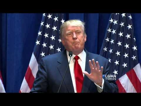 ICYMI-Donald Trump Presidential Campaign Announcement Full Speech (C-SPAN)