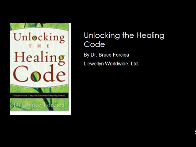 Unlocking the Healing Code Book Trailer