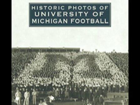 Historic Photos of University of Michigan Football