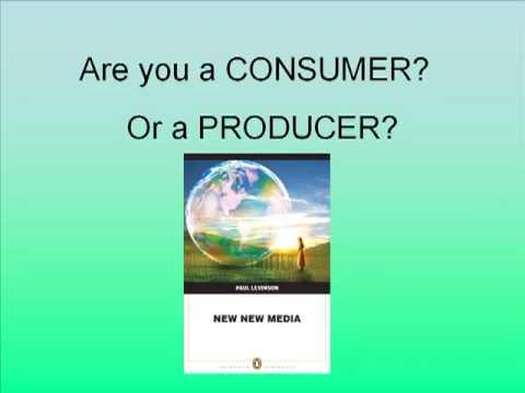 New New Media promo video
