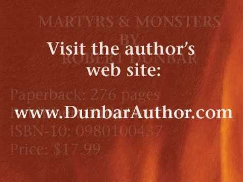 Martyrs & Monsters by Robert Dunbar: Published by DarkHart Press