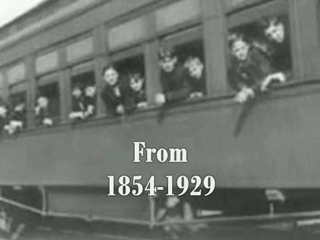 Book Video Trailer: Fly, Little Bird, Fly & Beyond The Orphan Train