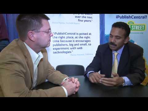 Nizar Jamal, CTO Impelsys Inc. describes ipublishcentral