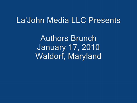 La'John Media Presents Author's Brunch Series January 2010