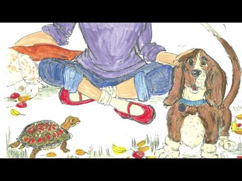Stanley & Norman:  Basset Brothers Backyard Buddies - Book Trailer