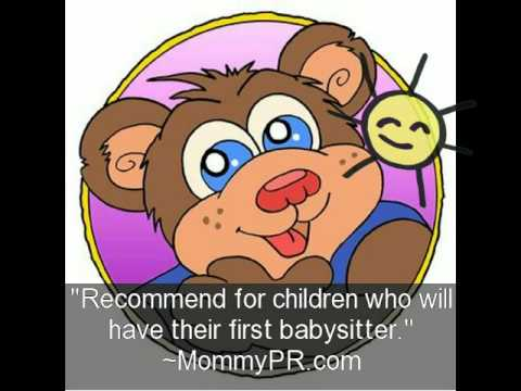 Babysitting SugarPaw Book Trailer