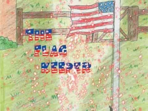 The Flag Keeper Book Trailer