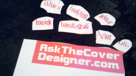 AskTheCoverDesigner Promotional Video