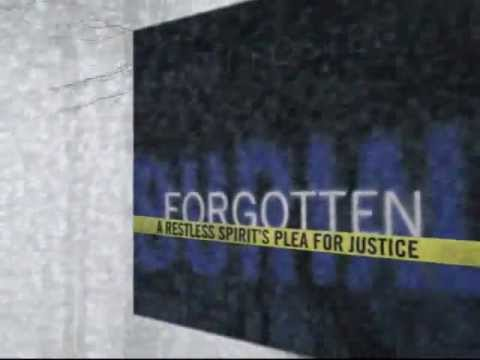 Forgotten Burial book trailer