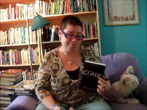 YA author Cheryl Rainfield on Banned Books
