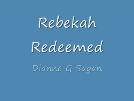 Rebekah Redeemed book trailer