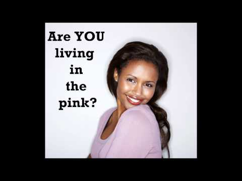 Living in the Pink by Sharon Tubbs