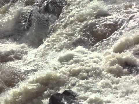 Keeper Hydraulic Waterfall Kayaking