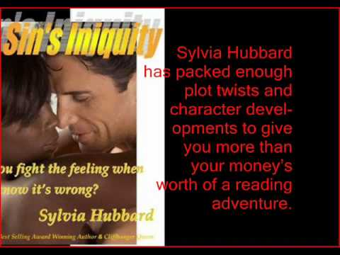 JoeyPinkney.com's Book Review Trailer - Sin's Iniquity - Sylvia Hubbard